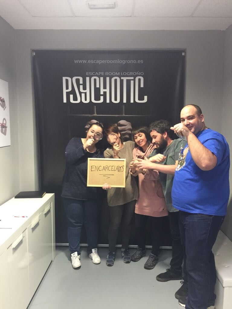 Escape room Logroño 15 abril